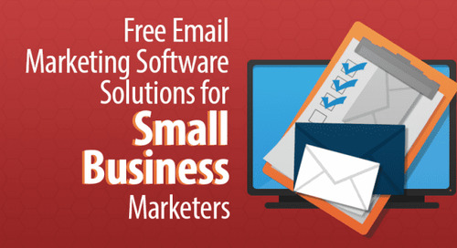 10 Free Email Marketing Software Solutions for Small Business Marketers