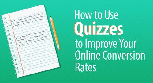 How to Use Quizzes to Improve Your Online Conversion Rates