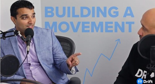 How to Build a Movement: 3 Lessons From Terminus CMO Sangram Vajre