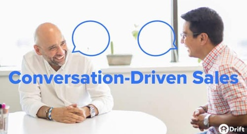 The Ultimate Guide to Conversation-Driven Sales