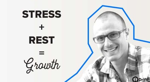 Stress + Rest = Growth and Other Lessons From Brad Stulberg