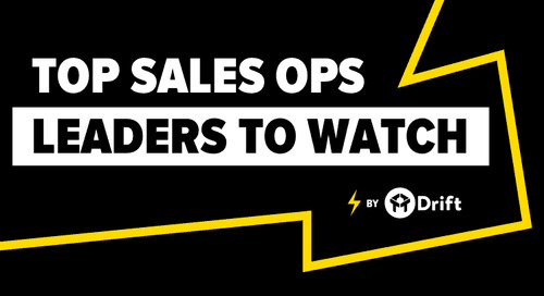 These 30 Sales Ops Leaders Are Changing the Sales Game and Driving Business Growth In 2018