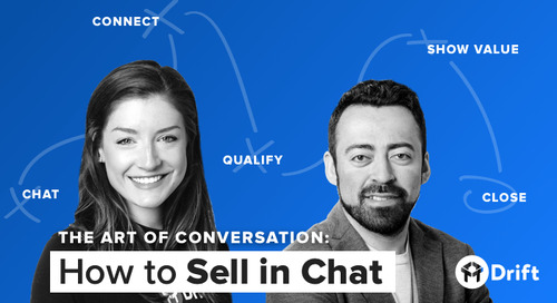 The Art of Conversation: How Sales Teams Can Build World-Class Buying Experiences With Chat