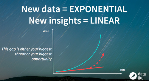 Companies don't have a data problem, they have a data value problem