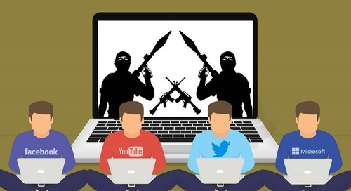 The Future of Terrorism: How State-Sponsored Actors Used Data to Indoctrinate Citizens