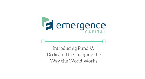 Fund V — Dedicated to Changing the Way the World Works