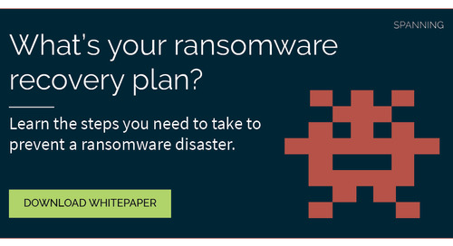 Ransomware Targets Education: How Do You Protect Your Data?