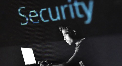 Confidence in security – One of the internet's most pressing concerns