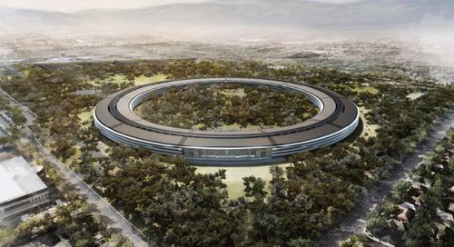 Apple's newest employee perk is standing desks