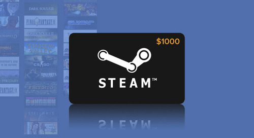 Steam's new tool shows how much money you've blown on games