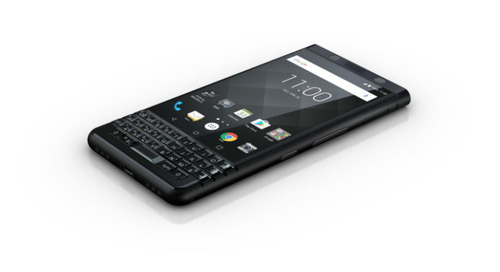 BlackBerry's next flagship arrives June 7