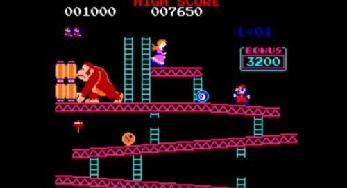 Nintendo resurrects two of its oldest arcade titles for the Switch