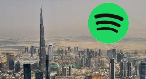 Spotify is expanding in the Middle East, with its UAE launch this year