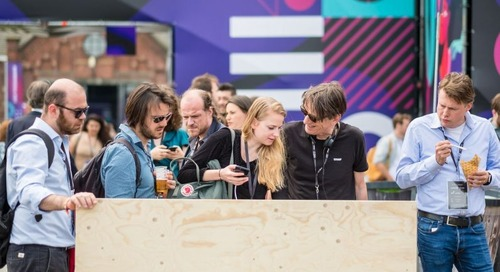6 pieces of career advice from TNW's high-flying attendees