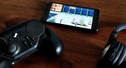 Steam's app for streaming PC games to your phone works like a charm