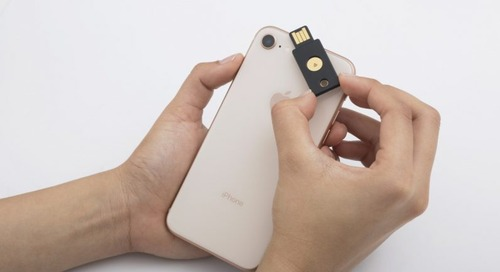 YubiKey's new iOS SDK lets developers bring hardware 2FA to their apps