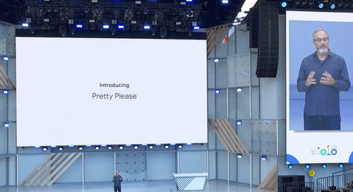Google Assistant puts an end to impolite queries with 'Pretty Please' feature