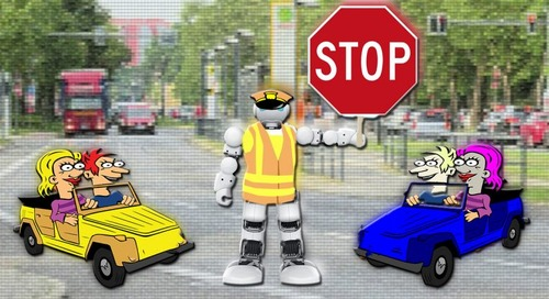 IBM granted patent for AI-managed traffic lights