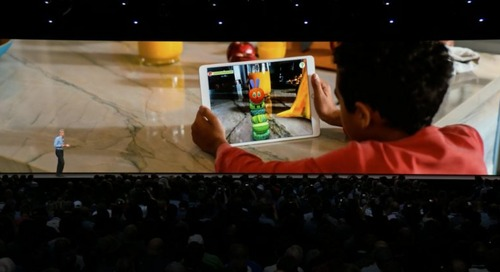 Apple and Pixar created USDZ, a file format just for AR