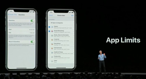 iOS 12 lets you limit how long you (and your kids) use apps