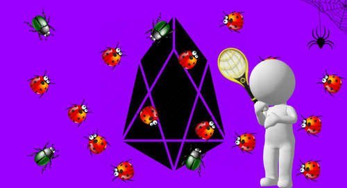 This hacker made $120K in a week by finding bugs in EOS cryptocurrency