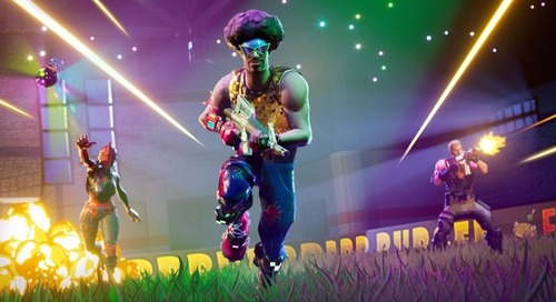 Sony blocks Fortnite players from transferring progress to Nintendo's Switch