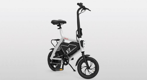 Xiaomi is crowdfunding this hella cute e-bike