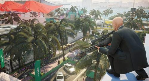 Hitman 2 trailer shows off Agent 47's latest murder methods