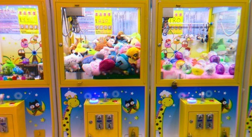 Taiwan is obsessed with claw machines (and so am I)