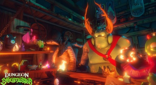 Preview: Dungeon Brewmaster is a disgustingly good VR game