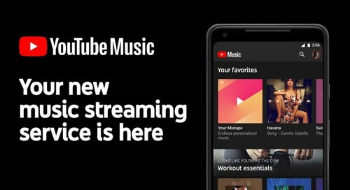 YouTube Music launches in 12 more countries, including the UK and Canada
