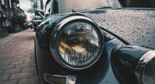 Sales Tips: Outdriving Your Headlights