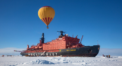 Travel to the North Pole aboard the only working Russian nuclear icebreaker in the world | Lonely Planet