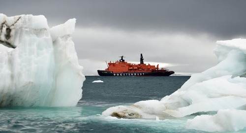What It's Really Like to Cruise to the North Pole | Condé Nast Traveler