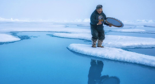 My North Pole Adventure: Unity of Hearts & Minds at the Top of the World