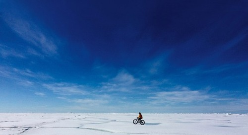 Ice Bike the Northwest Passage | WIRED