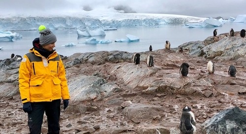 Penguins and Polar Plunges: Inside Indre Rockefeller's Antarctic Excursion | Vogue