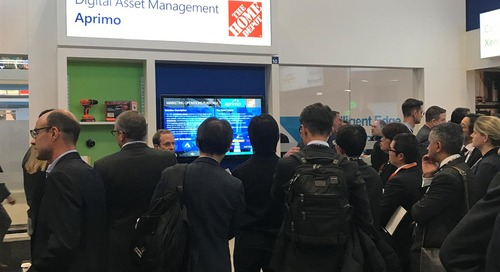 Aprimo at NRF 2018 - Solutions for Intelligent Retail