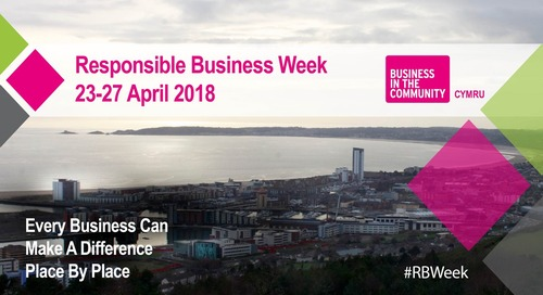 Responsible Business Week 2018 in Wales