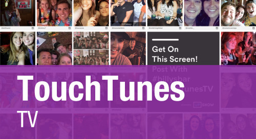 TouchTunes TV by UPshow