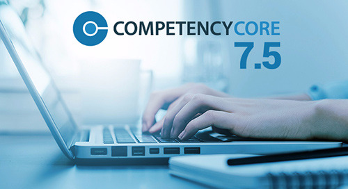 Introducing updated competency software