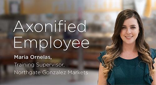 Maria Ornelas from Northgate González Market