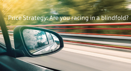 Price Strategy: Are you racing in a blindfold?