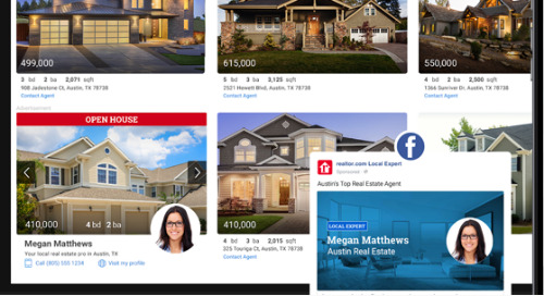 当地专家℠ helps you get front and center with serious home shoppers