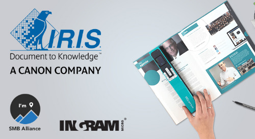 Top 3 Reasons to Choose IRIS