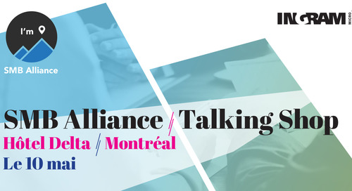 Let's Talk Shop in Montreal