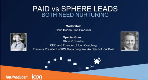 Paid vs Sphere Lead Generation – Both Need Nurturing