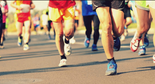 It's Not a Sprint: Why I Trained for a Marathon While Building Our Startup