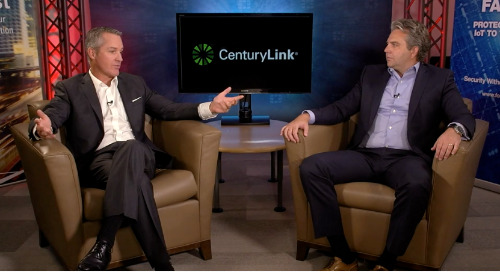 Fortinet Fireside Chat with CenturyLink: Better Together