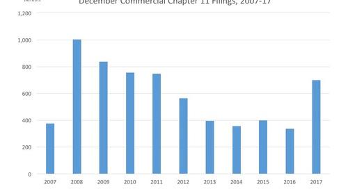 December Commercial Chapter 11 Filings 2007-17
